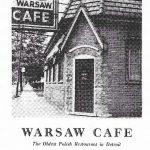 The Warsaw Café