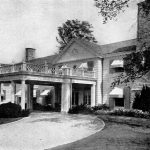Dr. and Mrs. Zieger's Home, 19013 Park Lane, Grosse Ile, Michigan, ca. 1950