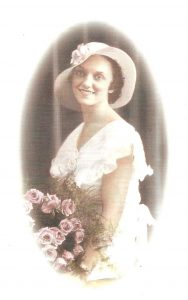 Sophia Gomulka (ca. 1931)